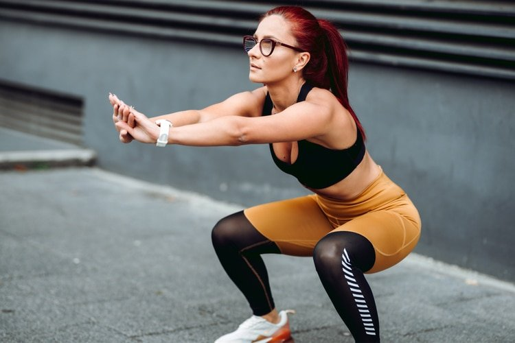 This lower body workout provides the perfect exercise combo to create a lovely lower body
