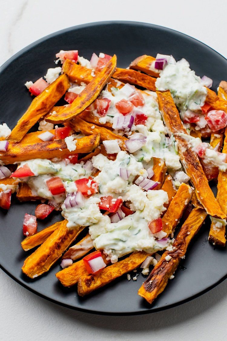 This drool-worthy fries recipe puts ordinary fries to shame.