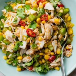 Crab and Corn Salad