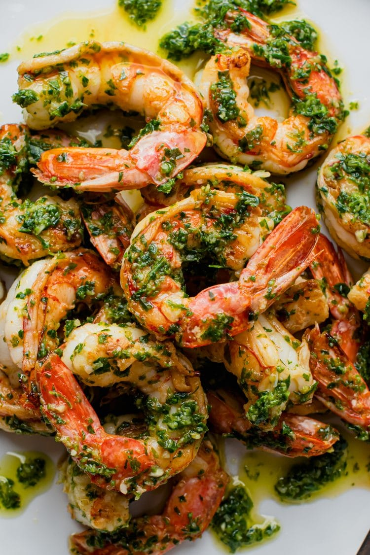 This shrimp recipe is loaded ith flavor and is super simple to prepare.