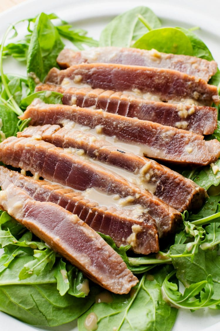 If you need a quick and healthy meal, this tuna is the perfect option!