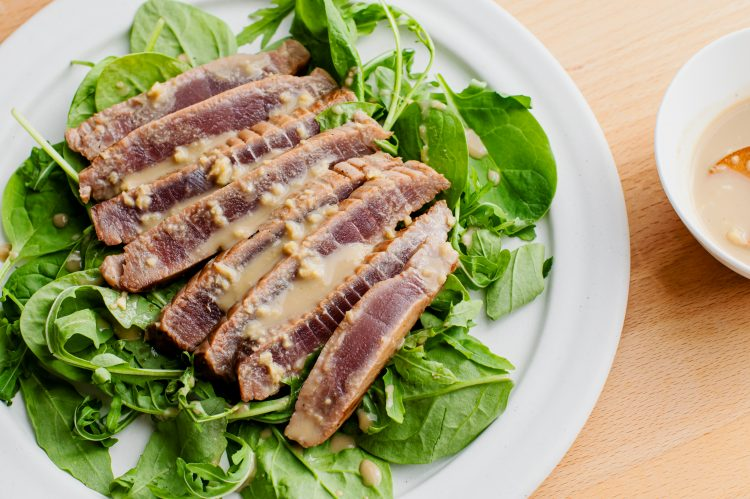This high-protein, low-carb recipe is incredibly easy to prepare.