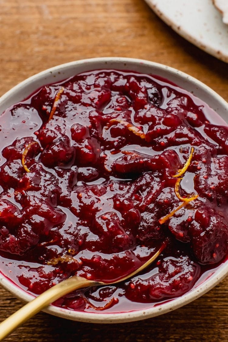 Orange and cranberry combine to elevate our holiday turkey to the next flavor-level!