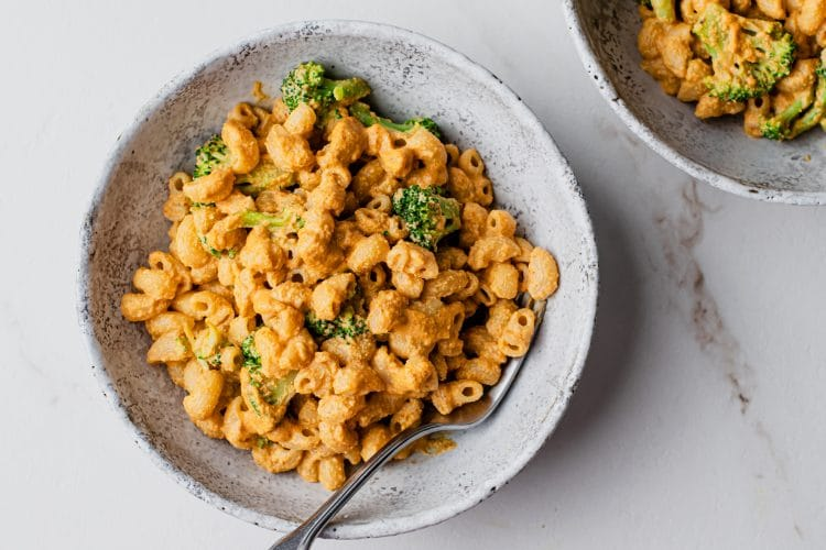 This is the best vegan mac and cheese that you'll ever eat!