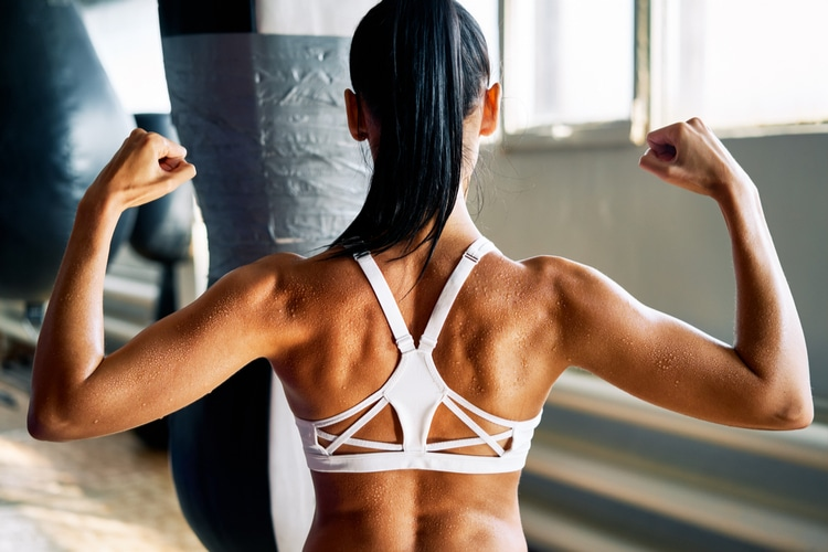 A workout that targets all of the muscles of your back!
