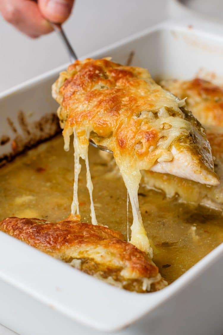 Chicken, cheese, and delicious flavors make this dish a must-try!