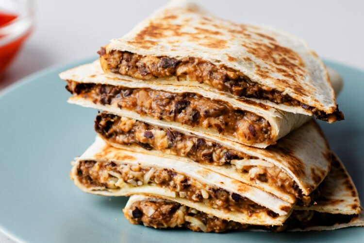 Our Amazing Black Beanadillas are easy to prepare and taste absolutely magnificient!