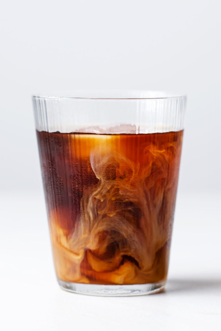 Skip the hot coffee and cool off with this yummy cold brew!