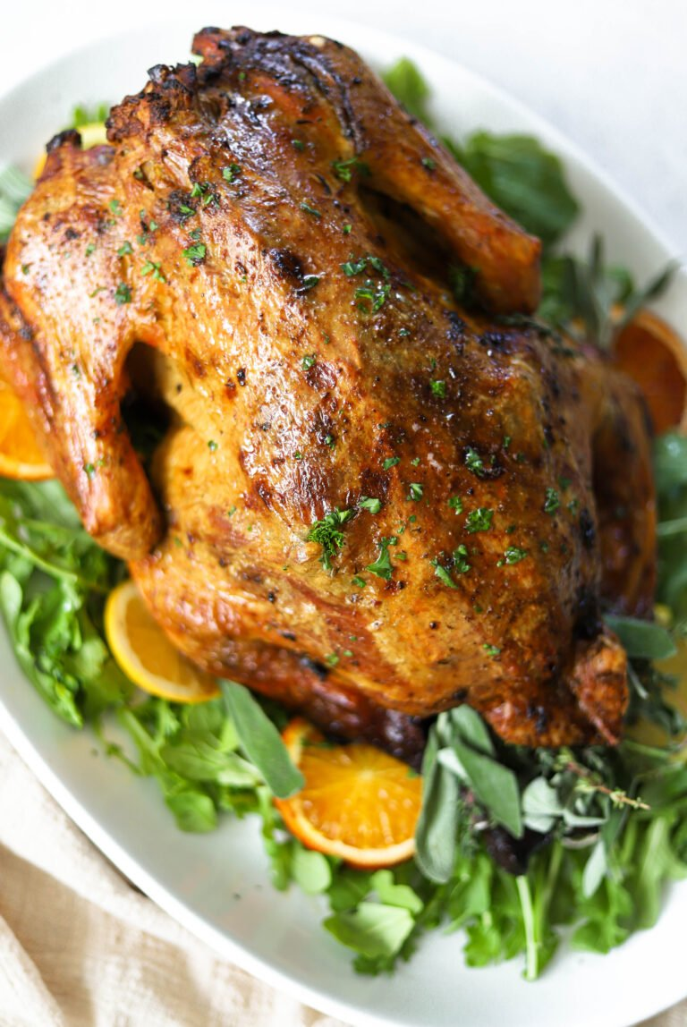 Follow our step by step instructions for cooking the perfect turkey!