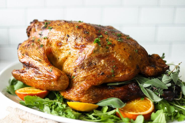 Learn How to Cook the Perfect Turkey with Gravy.