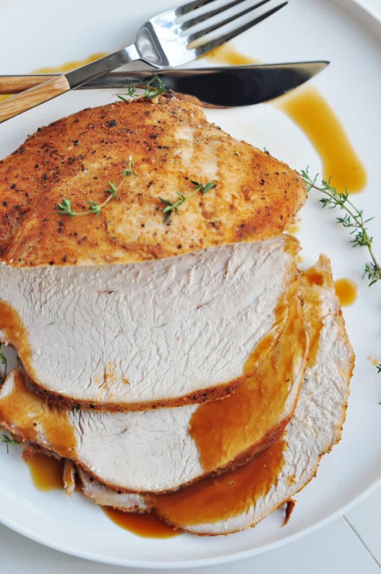 Thawing your turkey properly will allow it to cook on time and to perfection!