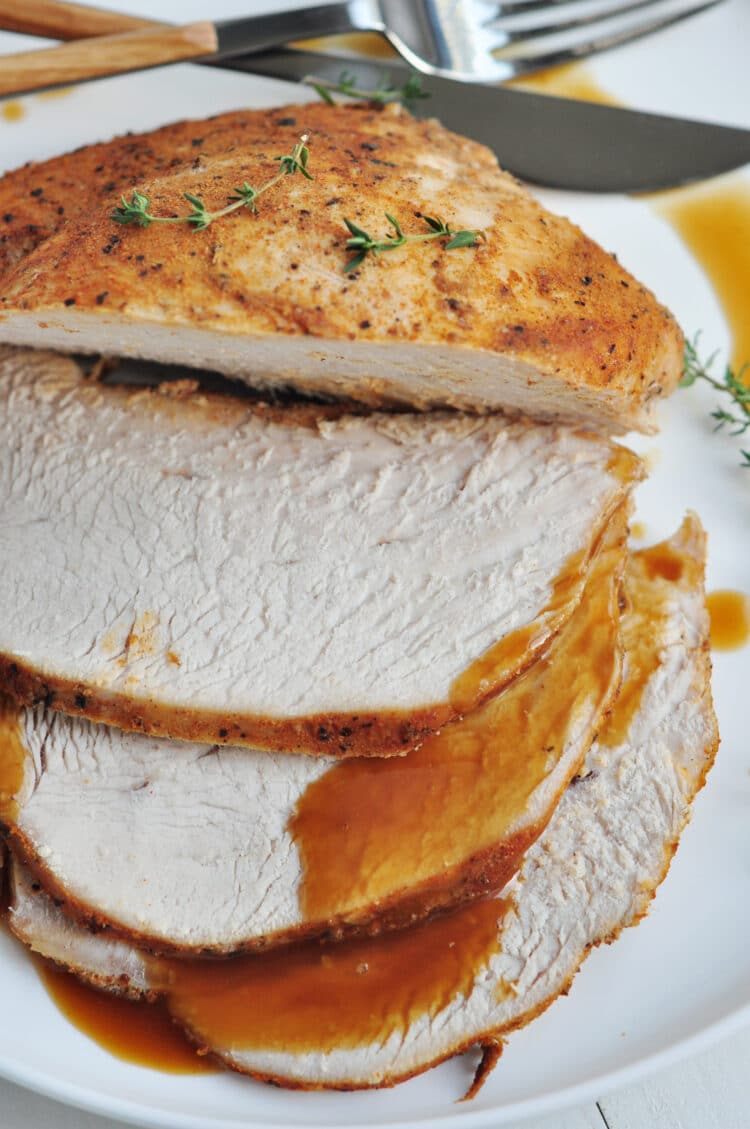 Cooking the perfct turkey really only requires a few simple steps!