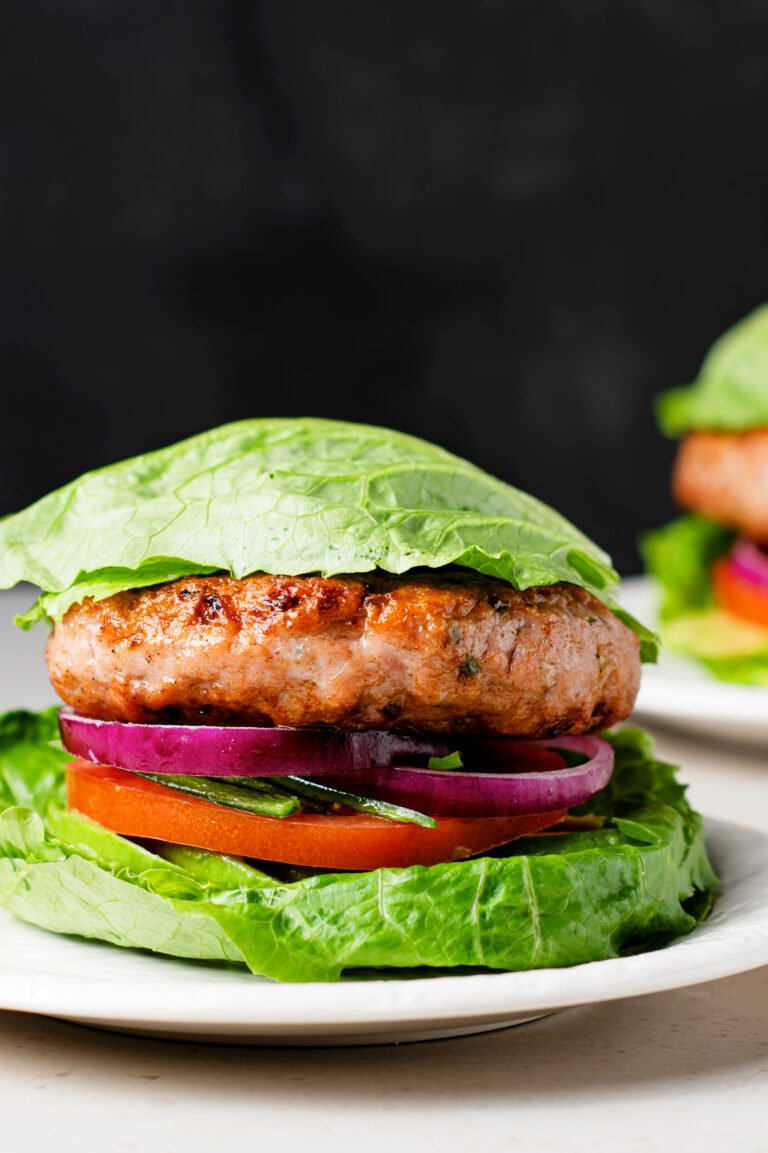It's hard to believe these juicy burgers are good for you - but they are!