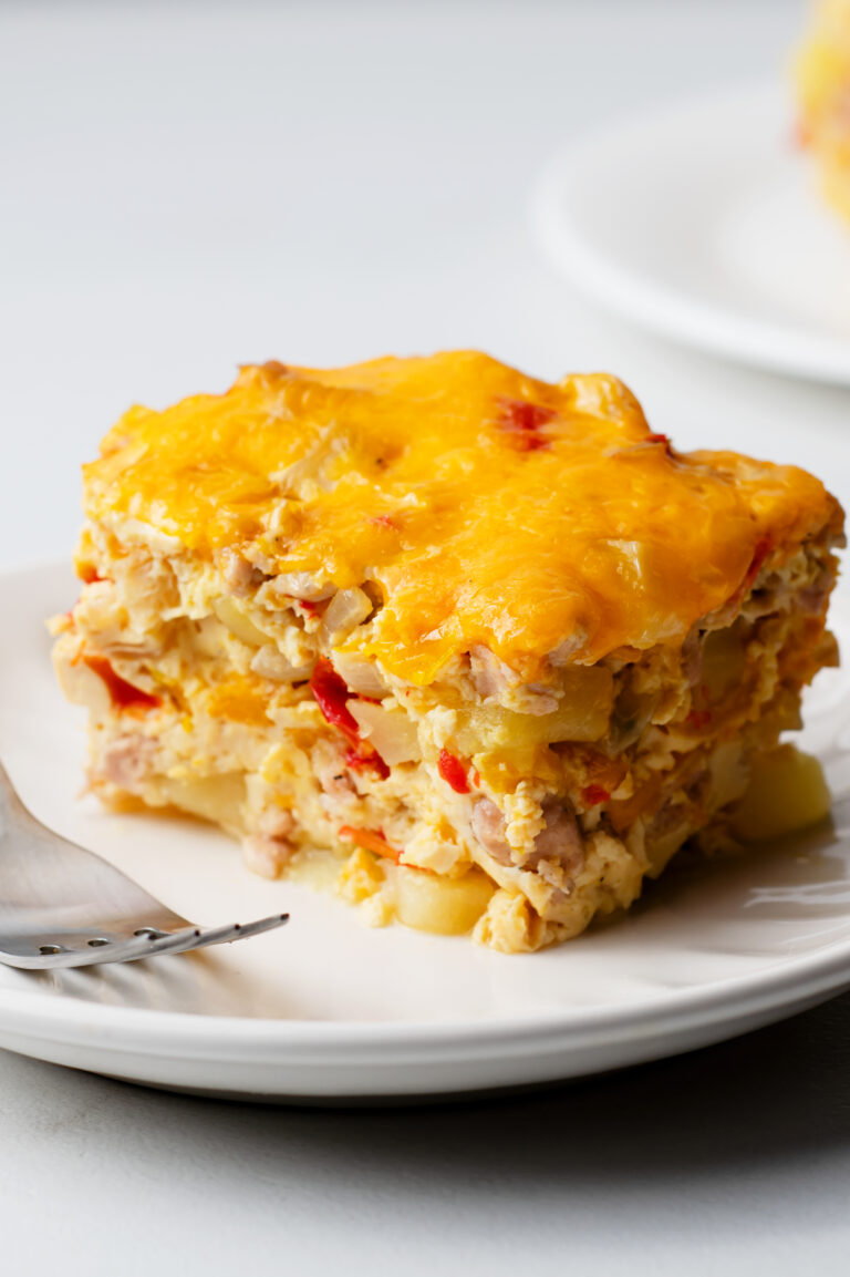 This tasty casserole is loaded with incredible, savory flavors!