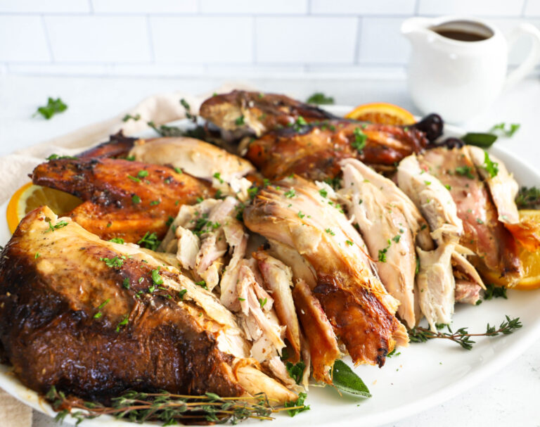 Customize the seasoning to your tastes for a holiday turkey youll want to make every year.