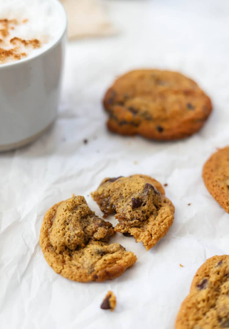 These chewy cookies also happen to be gluten-free!