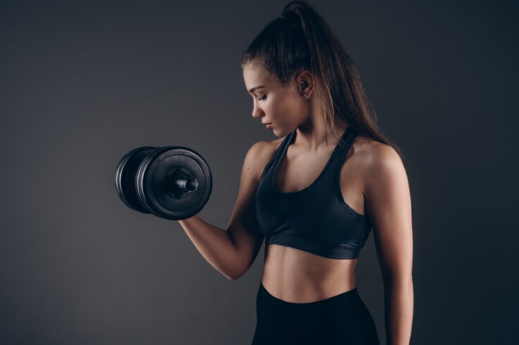 The best moves for lean and toned arms