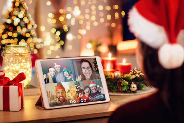 These ideas will show you how to have the best virtual holiday party!