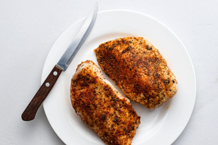 This air-fried chicken is a quick and easy protein option, when you're short on time.