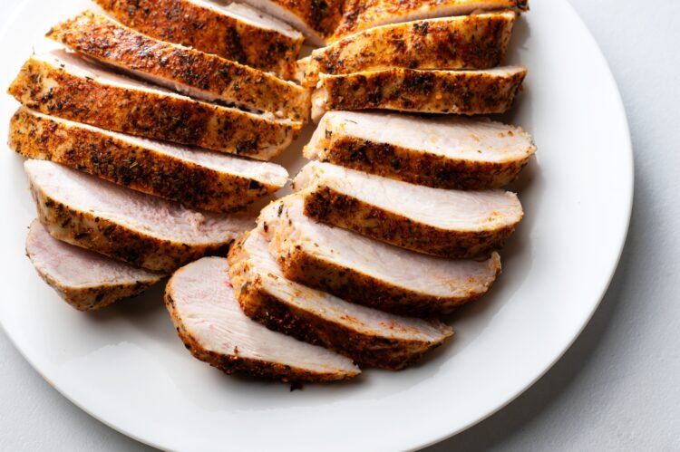 Not only are these the easiest air fryer chicken breasts, but they're also the most delicious!