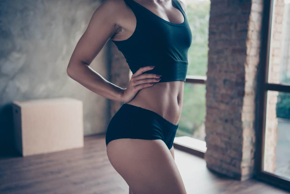Our exercises for a smaller waist and shapely hips will help you build the figure you've been dreaming of!