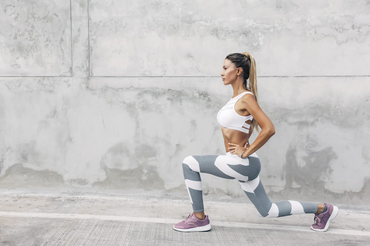 Our 7-day slim legs workout challenge is a great way to learn some new moves.