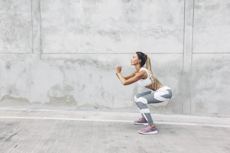 This workout challenge will tone your calves, hamstrings, quads, and even your glutes!