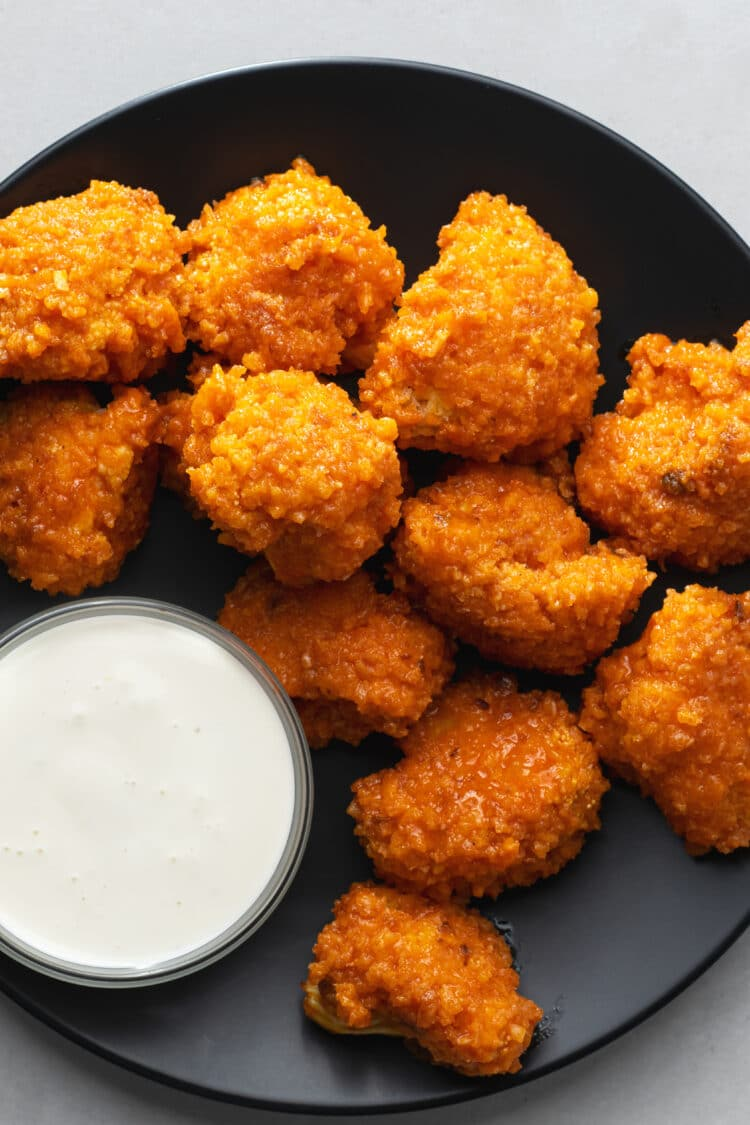 This vegetarian-friendly appetizer tastes just like chicken wings!