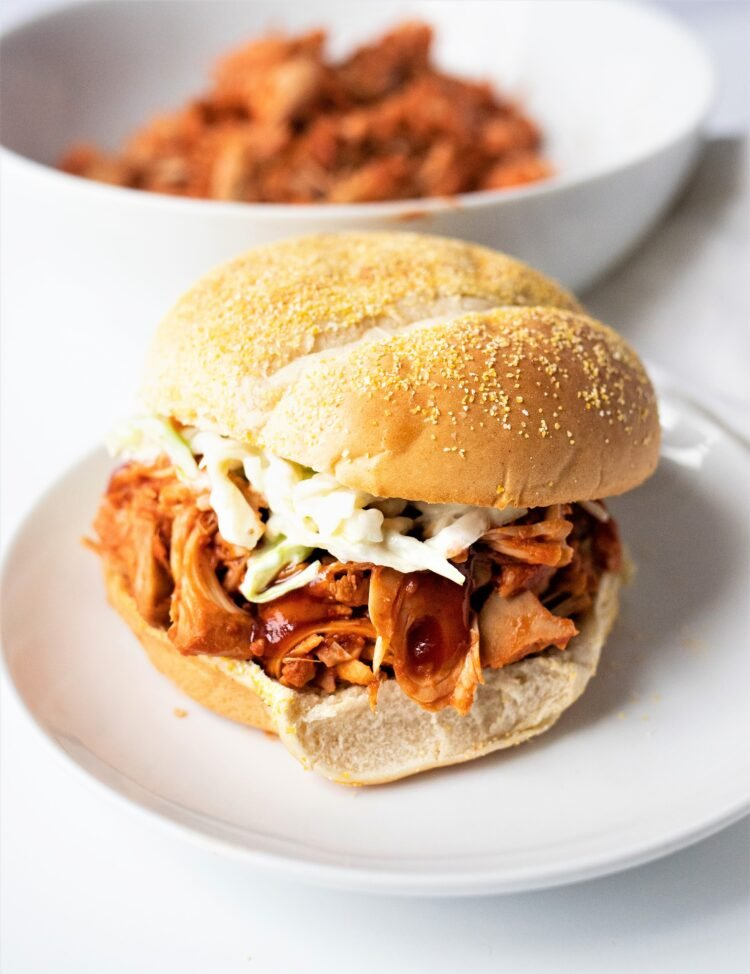 Our Clean BBQ Jackfruit is the perfect Summer time meal.