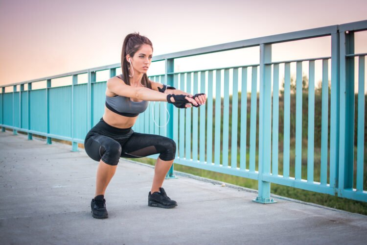 Get gorgeous legs with an emphasis on your quads by performing these four moves.