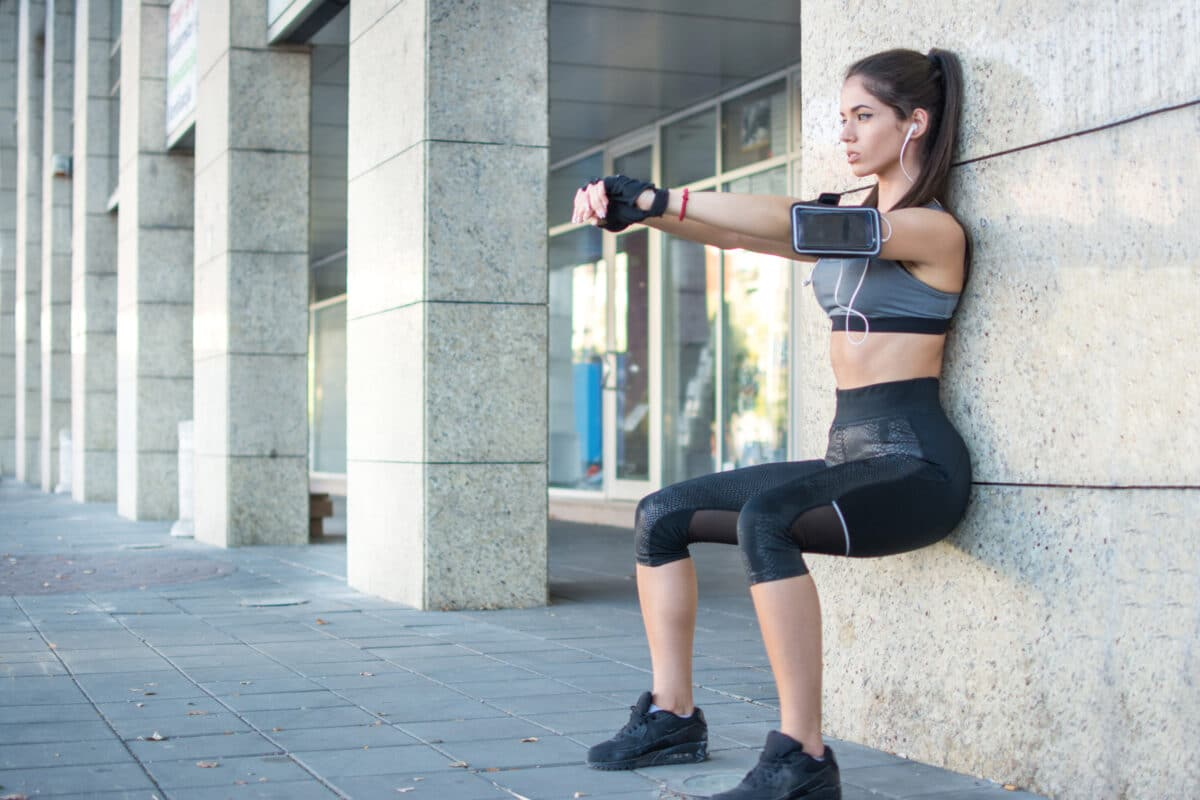 These 4 exercises for gorgeous quadriceps will help you sculpt beautiful thighs.
