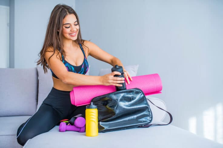 Get Fit and Healthy Using the Habit Stacking Method. Pack your gym clothes with you so you can workout right after work or school.