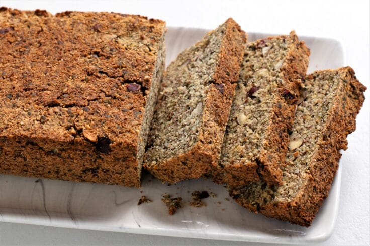 Now you can go keto and eat your bread, too with this keto life-changing bread!
