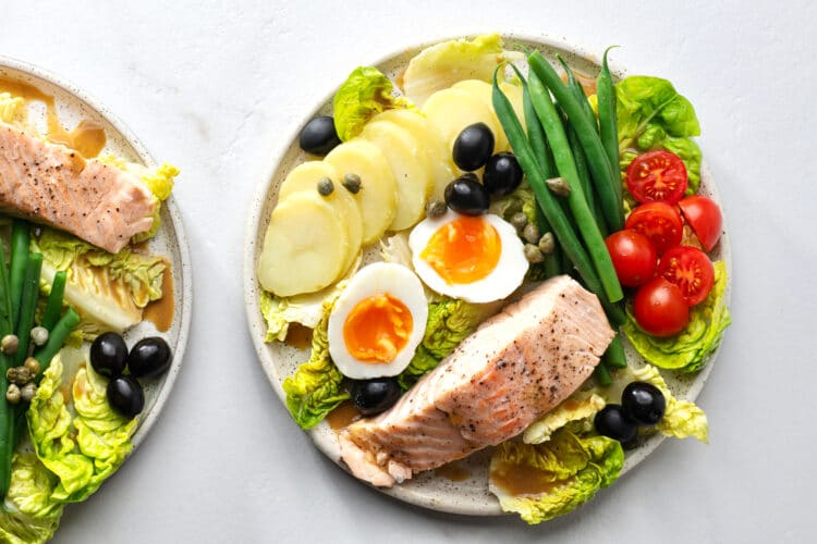 Hello, protein! This meal option is loaded with it!