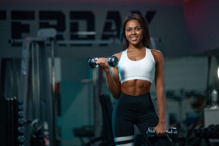 Try 6 of the Greatest Arm Workouts for Women if you want toned and strong arms!