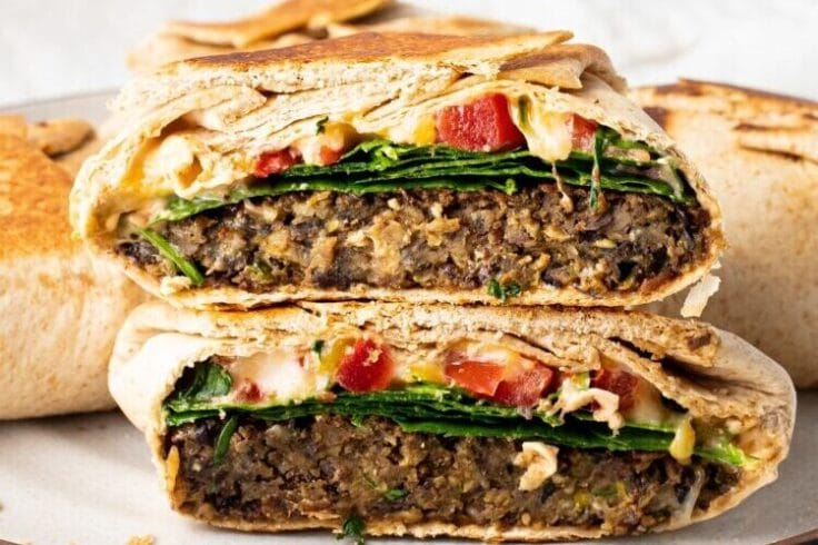 Our black bean burgers with spicy chipotle aioli are the perfect vegetarian-friendly alternative for burger night.