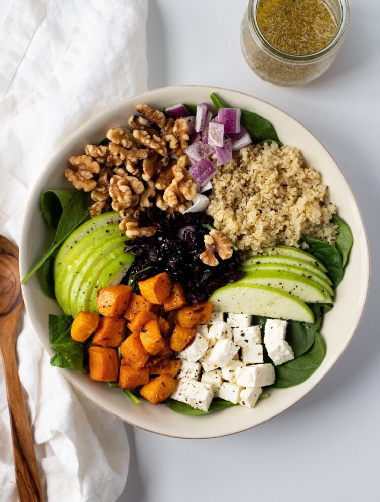 This yummy salad is great for lunch or dinner!