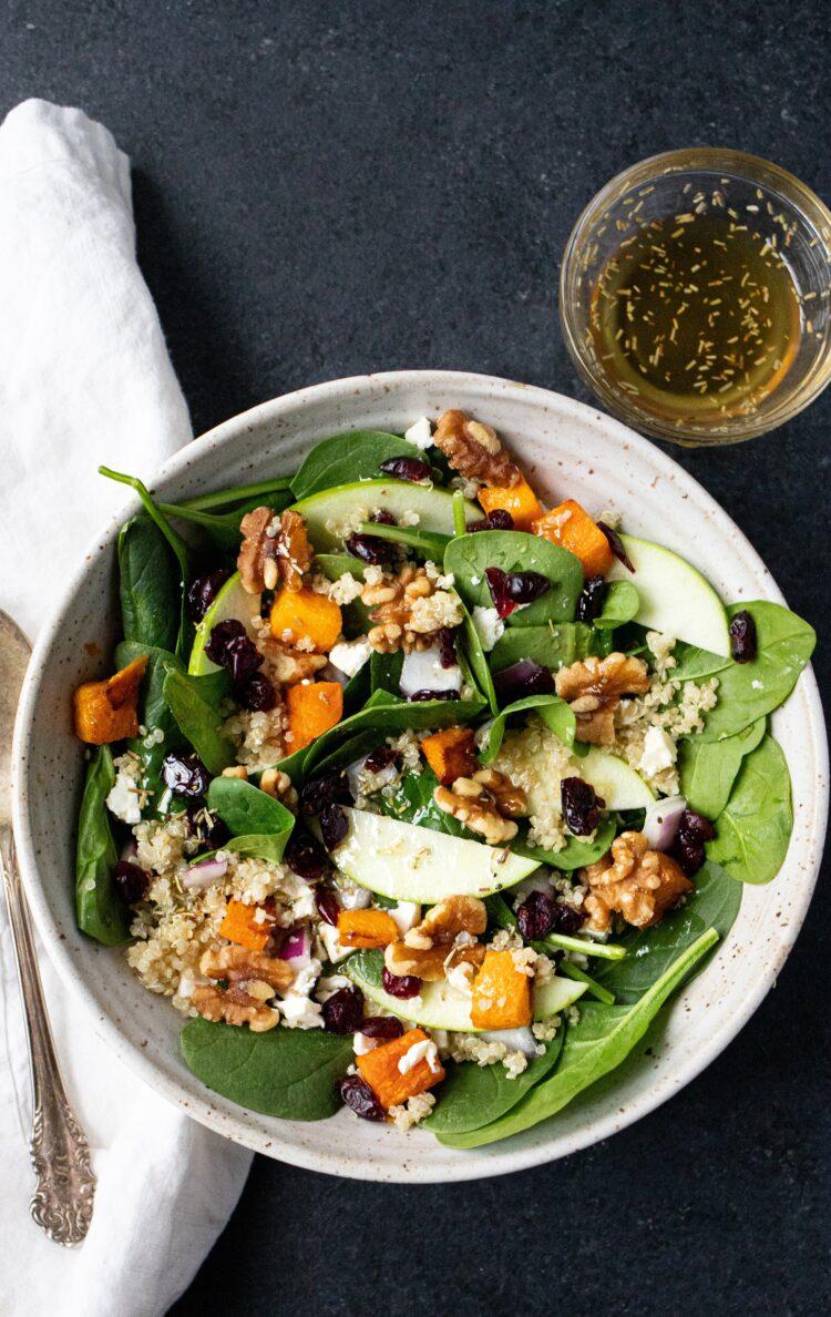 This easy salad tastes as good as it looks!