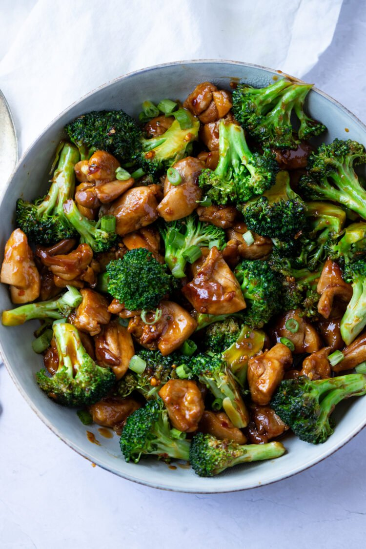 This low-carb spin on Chinese takeout is absolutely delicious!