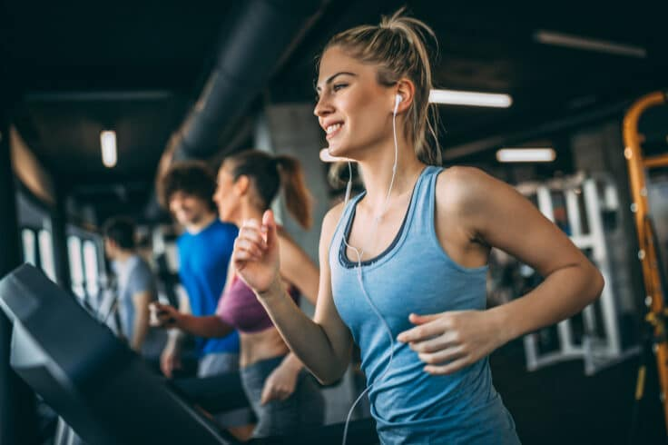 Perform our The Best Walk-Run Training Plan for Weight Loss on a treadmill or outdoors!